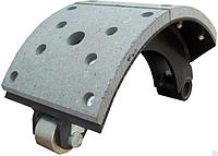 Колодка гальмівна передня права 5440-3501090 (шир. 180мм) МАЗ
