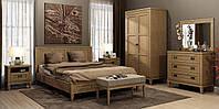 Спальня Баварія 2Д Мебус, фото 1
