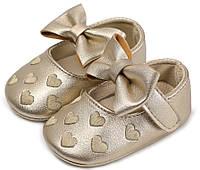 Пинетки балетки туфли мягкая подошва дитяче взуття пінетки туфлі 722e566a74ae5