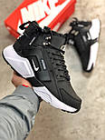 6fff3afb ... Женские Зимние Кроссовки Nike Huarache x Acronym City Winter BW  (Реплика Люкс), фото ...