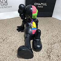 Kaws OriginalFake Companion black Brain 400%