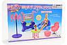 Детская игрушечная мебель Глория Gloria для кукол Барби Гостиная 2904. Обустройте кукольный домик