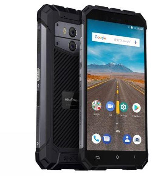 Защищенный смартфон Ulefone Armor X , IP68 , NFC , Android 8