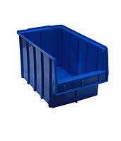 Ящик пластиковый 700 ЦВЕТНОЙ, с размерами ДхШхВ 350х210х200 мм