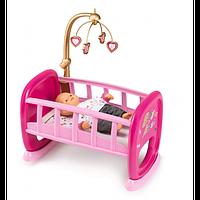 Кроватка для куклы Smoby Baby Nurse 220328, фото 1