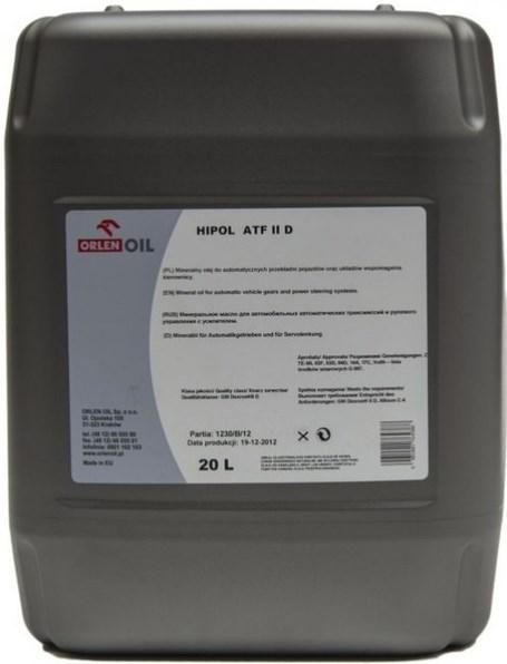 ORLEN Hipol ATF II D 20л