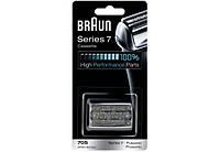 Аксессуар для бритв сетка серебристая BRAUN series 7 70S