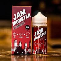 Премиум жидкость Jam Monster Strawberry 100 мл. Оригинал