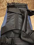 (26*53)Дорожня сумка-рюкзак adidas Хороша якість багатофункціональний месенджер тільки оптом, фото 8