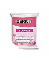 Полимерная глины Цернит Cernit (Бельгия) 56 г. Гламур кармин жемчужный 420