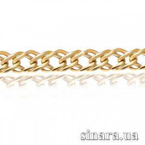 Золотая цепочка Ромбо 1118