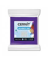Полимерная глины Цернит Cernit (Бельгия) эконом упак.250 г - фиолетовый 900