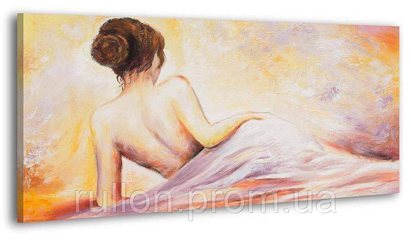 """Картина на холсте YS-Art RRH139 """"Женщина"""" 50x100"""