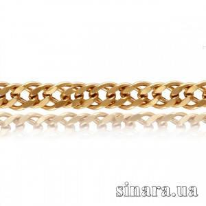 Золотая цепочка Ромбо 3882