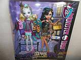 Эксклюзивный Набор Monster High Лагуна Блю и Клео Де Нил Скариж - Scaris Lagoona Blue & Cleo De Nile, фото 5