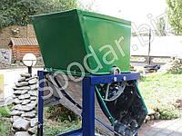 Ручная яблокорезка барабан из нержавеющей стали, фото 1