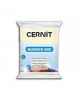 Полимерная глины Цернит Cernit (Бельгия)56 г. NumberOne шампань 045