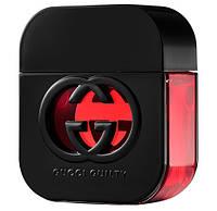 Женские духи Gucci Guilty Black 75ml edt (обволакивающий, сочный, нежный, дерзкий аромат)