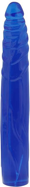 Фаллоимитатор NMC -JELLY BENDERS 7 LONG WIDGET BLUE (T110338)
