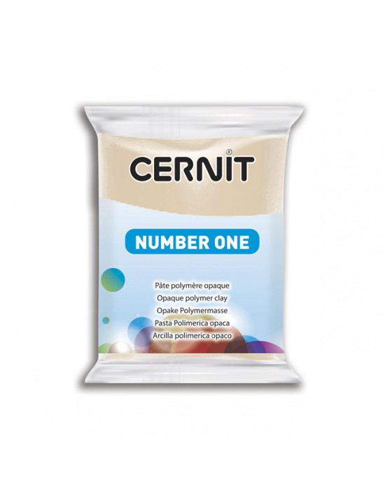 """НОВИНКА! Полимерная глина Цернит Cernit (Бельгия)56г, серия """"Пастель"""", сахара 747"""