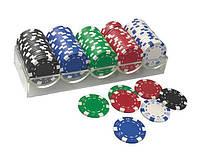 Фишки для покера Kronos Top 100 шт, КОД: 285853