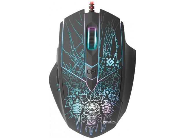 Компьютерная мышь игровая Defender GM 260