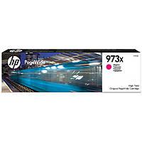 Картридж HP PW No. 973X Magenta(PageWide Pro 477dw) (F6T82AE)