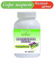 Валериана – Хмель – формула сна (90 таблеток по 0,4г) Даника фарм