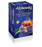 """Чай черный с бергамотом листовой """"Alokozay"""", 100 г"""