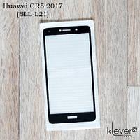 Защитное стекло 3D-soft для Huawei GR5 2017 (BLL-L21) (black)