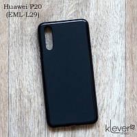 TPU чехол накладка для Huawei P20 (EML-L29)