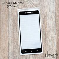 Защитное стекло 2,5D для Lenovo K6 Note (k53a48)