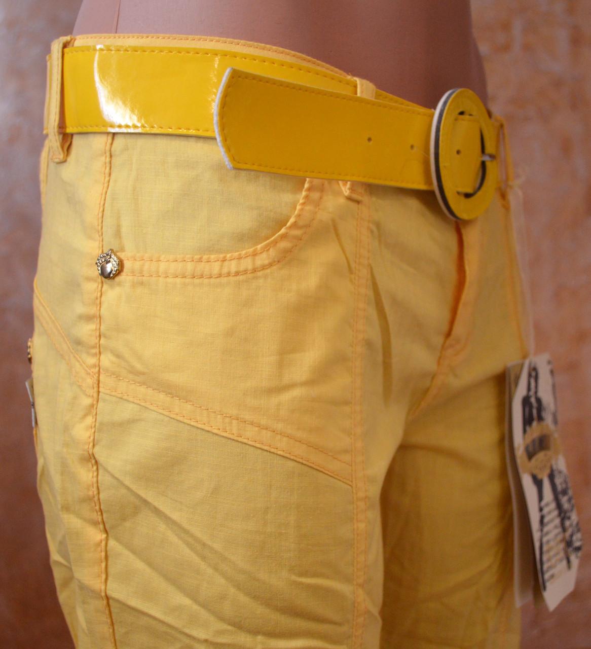 Женские брюки лето 7