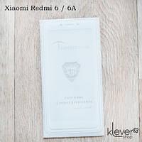 Защитное стекло Mietubl 2,5D Full Glue для Xiaomi Redmi 6 (white) (клеится всей поверхностью (5D))