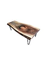 Стол дизайнерский журнальный WorkShop из массива Ясеня, КОД: 162153