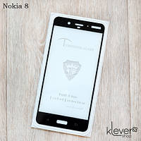 Защитное стекло для Nokia 8, Mietubl, Full Glue