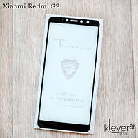 Защитное стекло Mietubl 2,5D Full Glue для Xiaomi Redmi S2 (black) (клеится всей поверхностью (5D))