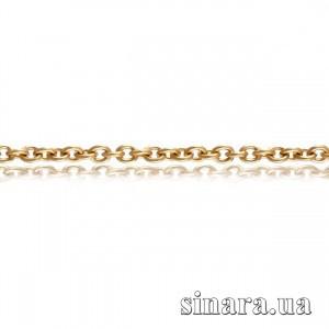 Золотий ланцюжок Якір 6019