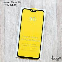 Защитное стекло для Huawei Mate 20 (HMA-L29), Full Glue