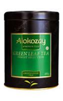 """Чай зеленый цейлонский """"Alokozay"""", 125 г"""