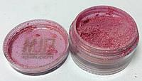 Рассыпчатые тени (розовый с золотом) Cinecitta