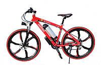 Электровелосипед Ferrari electrobike RD Красный 350, КОД: 213564