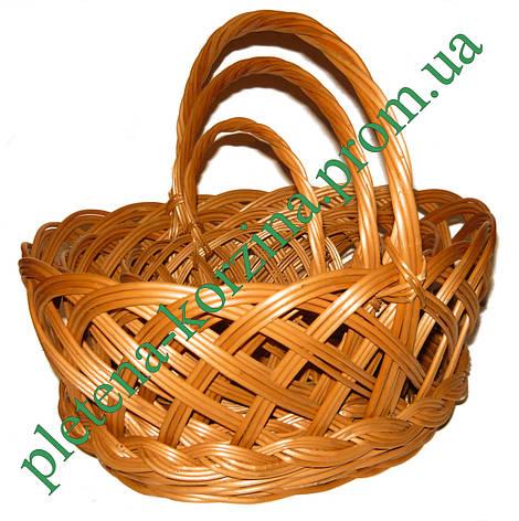 Набор корзин из 3шт. Арт.271-3, фото 2