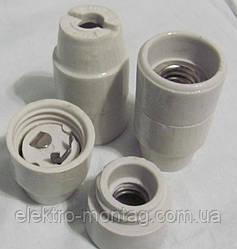 Патрон Е14 | керамический