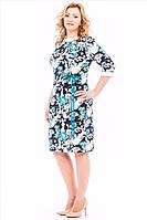 Очаровательное женское батальное платье