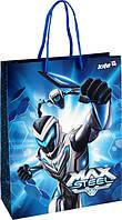 Пакет подарочный бумажный Max Steel (Макс Стил) Kite