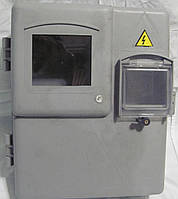 Ящик КДЕ-1 для счётчика электроэнергии (1ф)