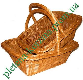Набор корзин /2шт. Арт.302-2, фото 2