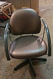 Перетяжка меблів для перукарень і салонів, фото 2
