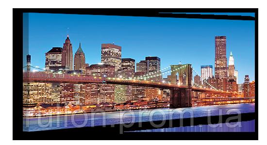 "Картина на холсте YS-Art XP047 ""Мост"" 50x100"